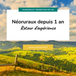 néoruraux portrait retour expérience changement